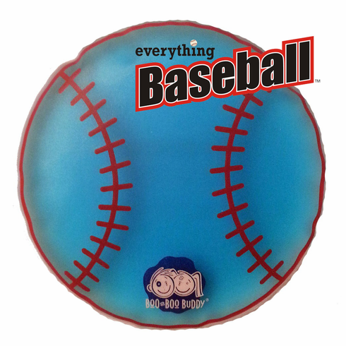Baseball Boo Boo Buddy Reusable Cold Pack