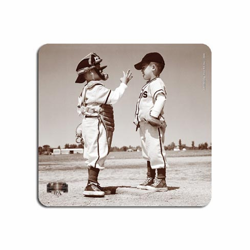Baseball Buddies Mouse Pad