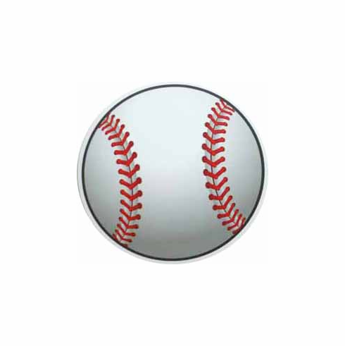 Baseball Car Magnet