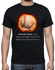 Baseball Eclipse Black T Shirt Youth Med To Adult 4x