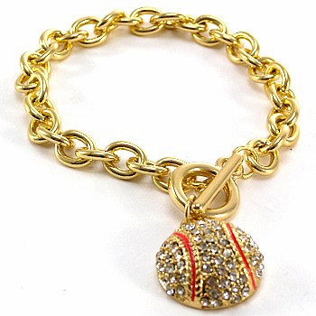 Baseball Fashion Bracelet<br>ONLY 3 LEFT!