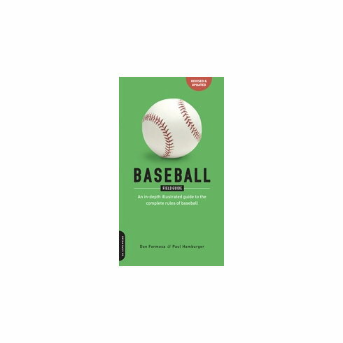 Baseball Field Guide Book<br>ONLY 4 LEFT!