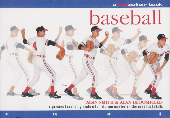 Baseball FlowMotion Book<br>ONLY 1 LEFT!