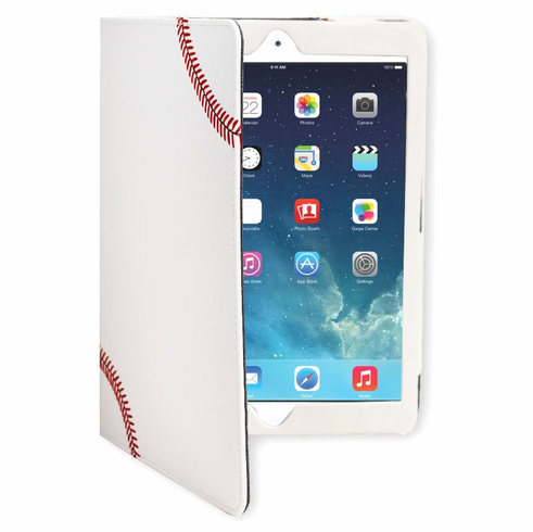 White Baseball iPad Air Cover