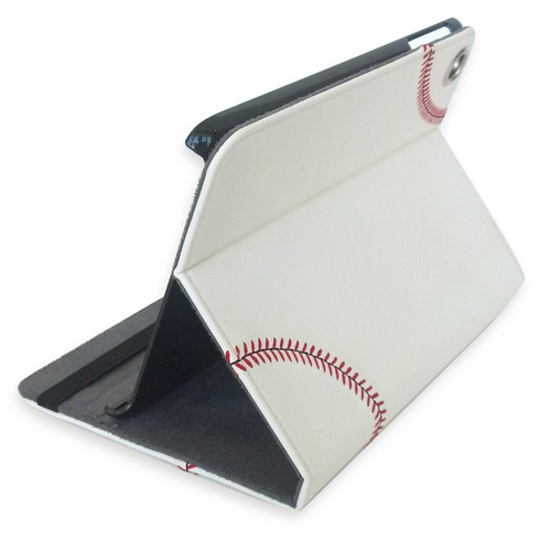 White Baseball iPad Mini Cover