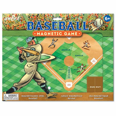 Baseball Magnetic Game<br>BACK IN STOCK!
