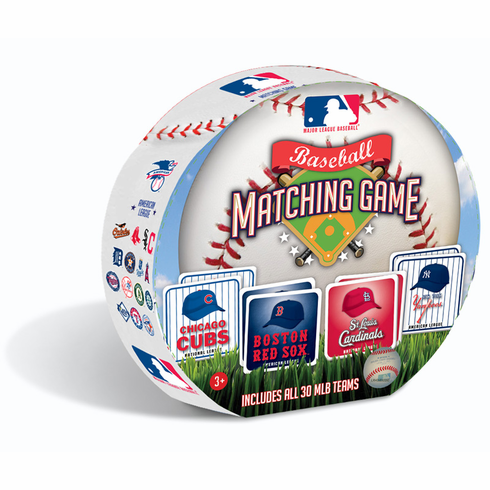 Baseball Matching Game<br>LESS THAN 6 LEFT!