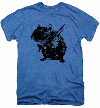 Baseball Mouse T-Shirt<br>Adult S-2X