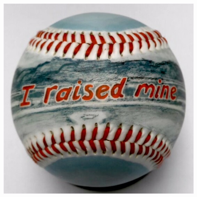 Baseball Parent I raised mine Baseball
