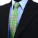 Baseball Pattern Men's Polyester Ties<br>3 COLORS!