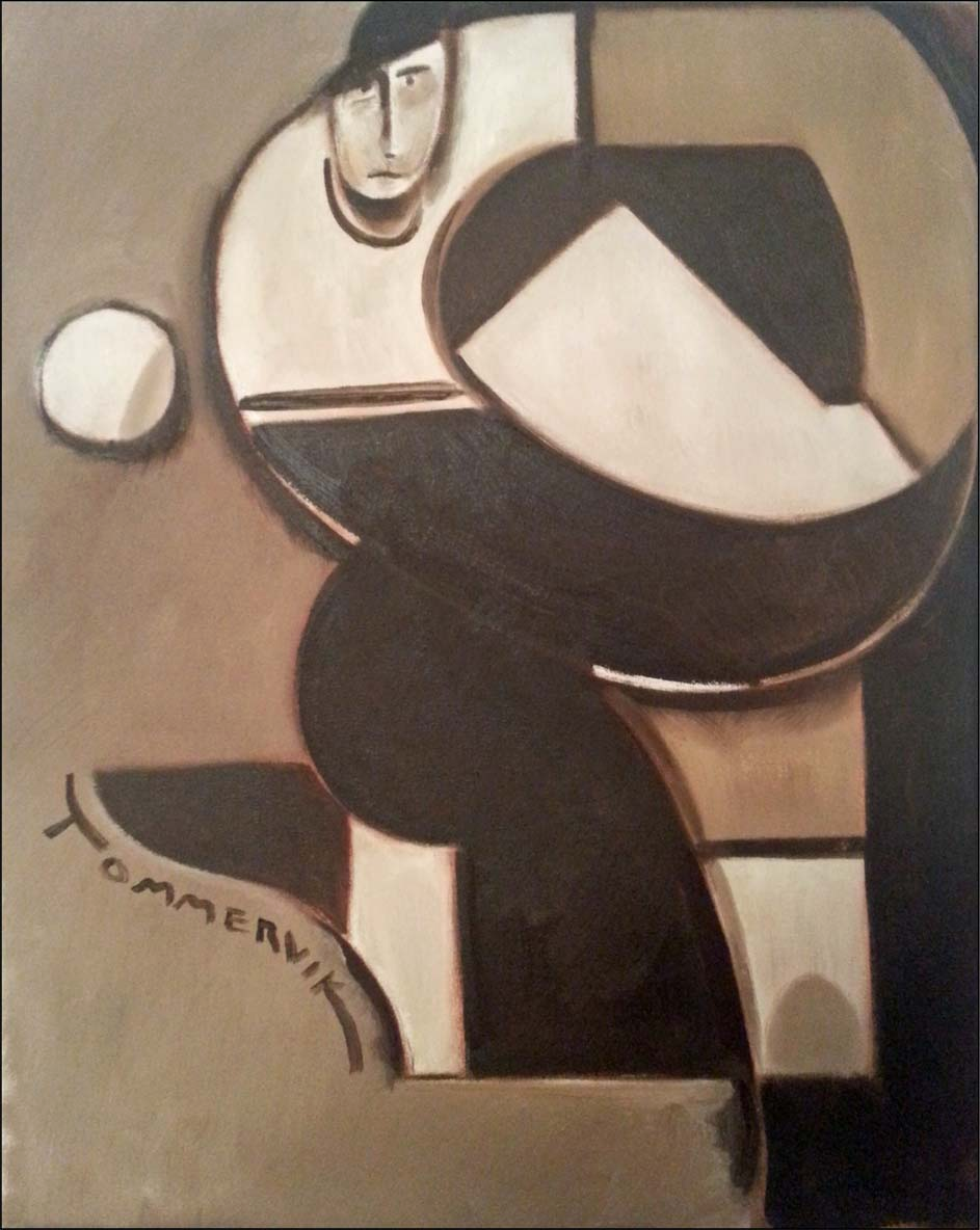 WEEKLY SPECIAL #19<br>Baseball Pitcher Original Baseball Painting by Tommervik