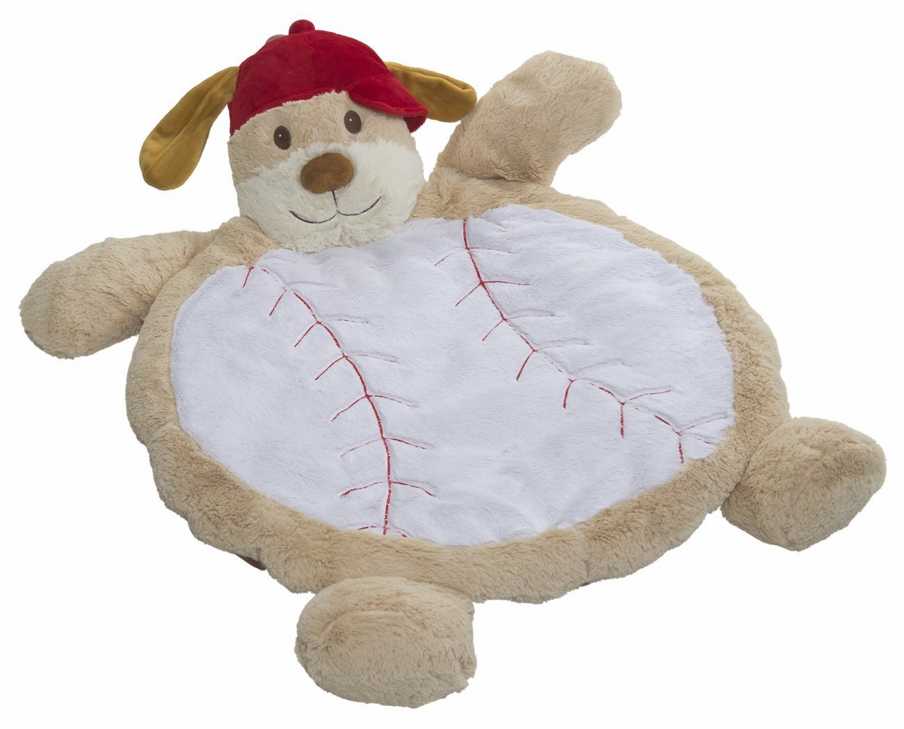 Baseball Puppy Baby Mat<br>IN STOCK NOW!