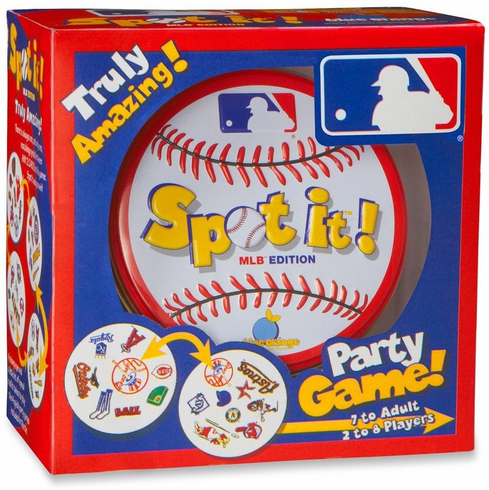 Baseball Spot it! Game MLB Edition<br>LESS THAN 6 LEFT!