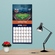 Baseball Stadiums 2018 Wall Calendar<br>SOLD OUT!