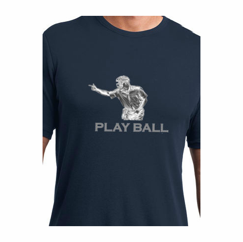 Baseball Umpire Play Ball T-Shirt or Sweatshirt<br>Choose Your Color<br>Adult S-4X