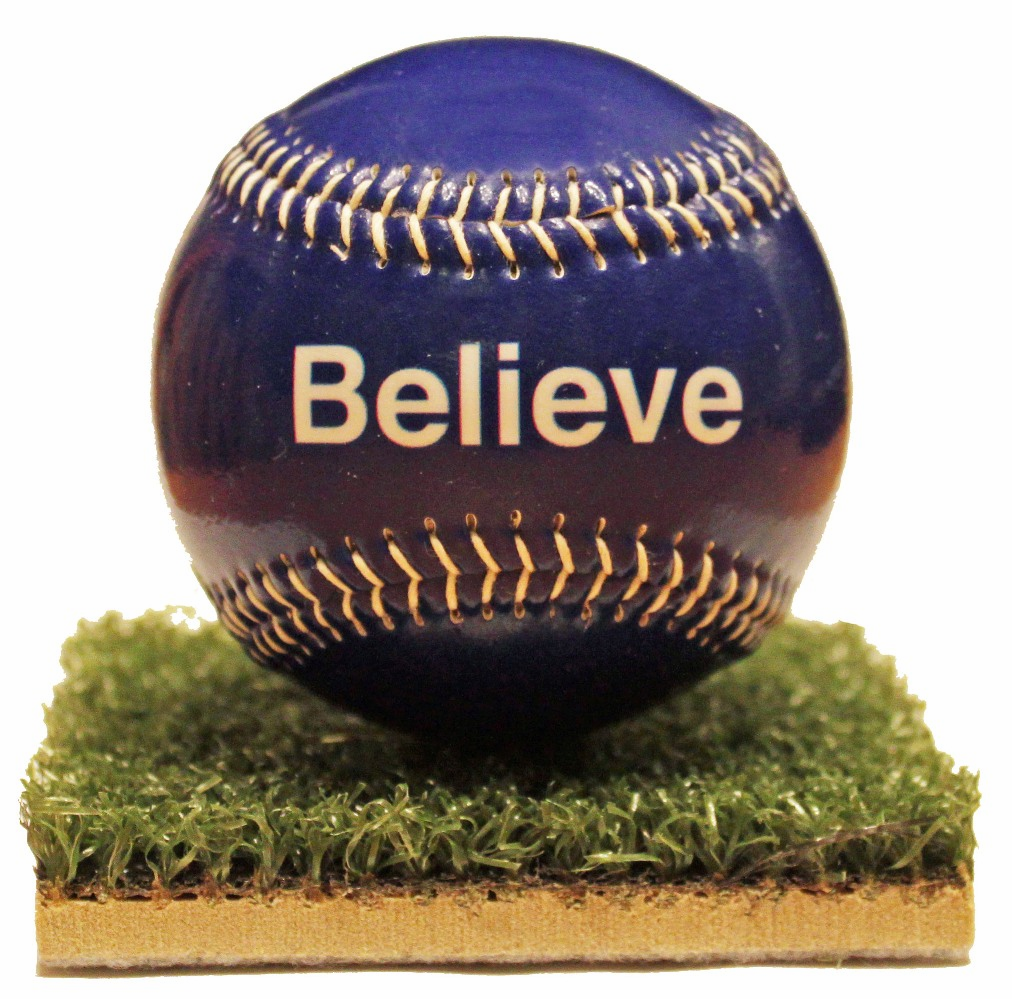 Believe Gloss Baseball