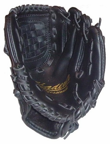 Black Professional Mini Fielder's Glove