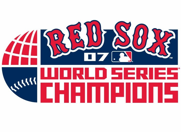 Boston Red Sox 2007 World Series Champions