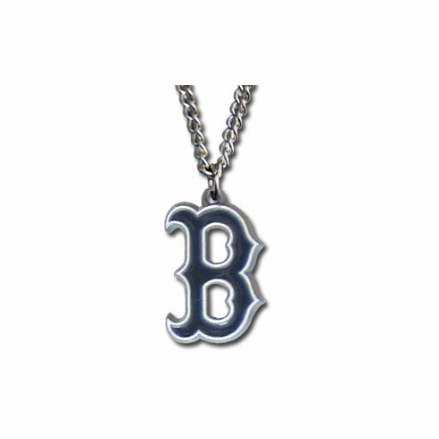 """Boston Red Sox 22"""" Necklace<br>TWO DESIGNS!"""