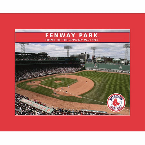 Boston Red Sox<br>Fenway Park 500pc Puzzle<br>ONLY 1 LEFT!