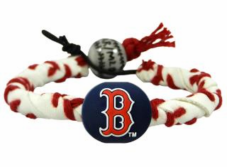 Boston Red Sox Frozen Rope Bracelet