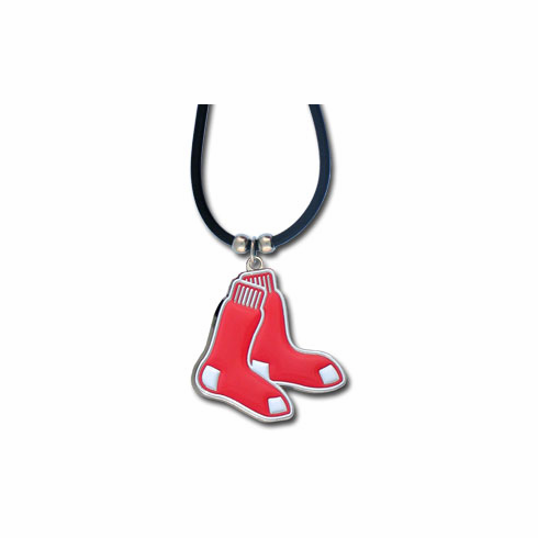 Boston Red Sox Large Pendant Necklace