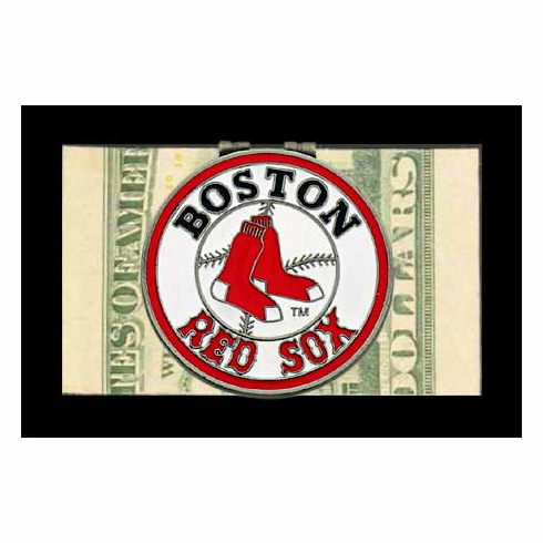 Boston Red Sox Logo Money Clip<br>ONLY 3 LEFT!