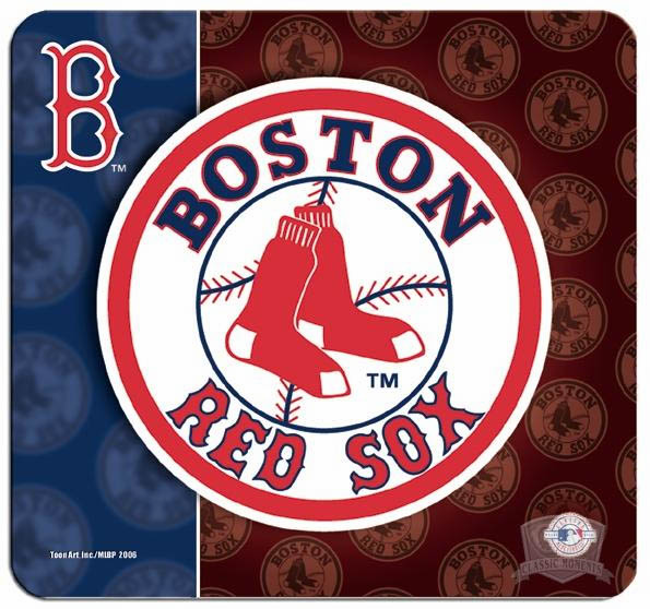 Boston Red Sox Mouse Pad