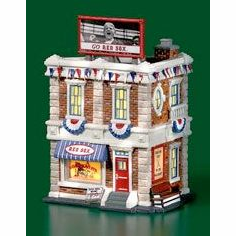 Boston Red Sox Souvenir Shop by Department 56<br>ONLY 1 LEFT!