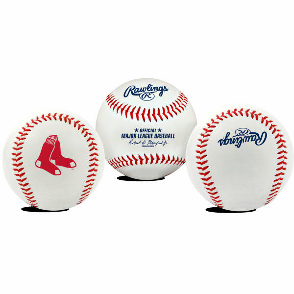 Boston Red Sox Team Logo MLB Baseball