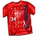 Bryce Harper WASHINGTON Signature T-Shirt<br>Short or Long Sleeve<br>Youth Med to Adult 4X