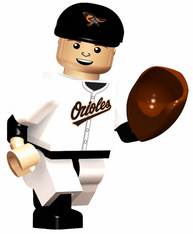 Cal Ripken, Jr. Baltimore Orioles Hall of Fame OYO Mini Figure<br>ONLY 2 LEFT!