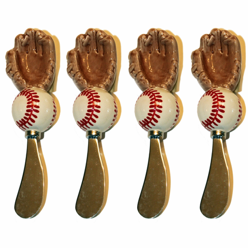 Ceramic Baseball Spreader Set