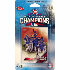 ef1e1acaacd Chicago Cubs 2016 World Series Champs Gifts   Collectibles