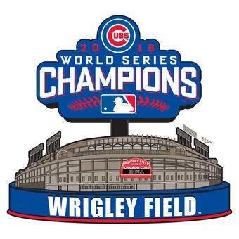 Chicago Cubs 2016 World Series Champions Replica Wrigley Field Stadium<br>IN STOCK NOW!<br>ONLY 2 LEFT!