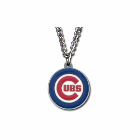 "Chicago Cubs 22"" Necklace<br>ONLY 7 LEFT!"