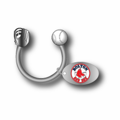 "Chicago Cubs Classic ""U"" Key Ring<br>ONLY 4 LEFT!"