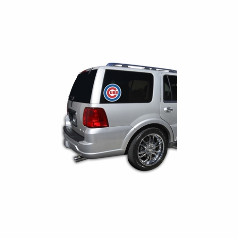 Chicago Cubs Cutz Window Film<br>ONLY 1 LEFT!