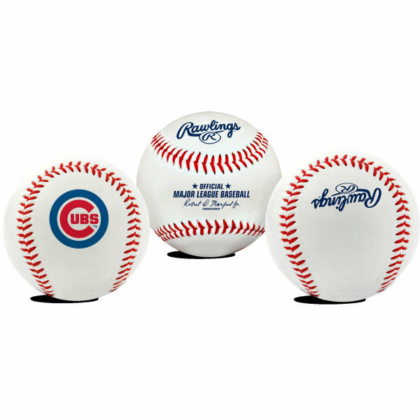 Chicago Cubs Team Logo MLB Baseball