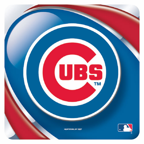 Chicago Cubs Vortex Mousepad<br>ONLY 3 LEFT!