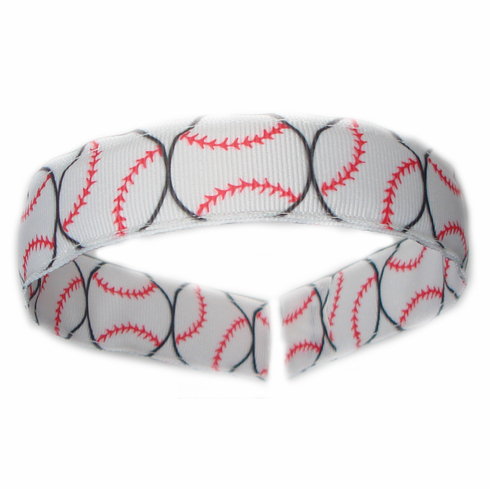 Children's Baseball Headband