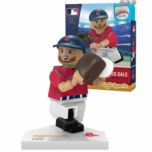 Chris Sale Boston Red Sox OYO Mini Figure<br>ONLY 1 LEFT!
