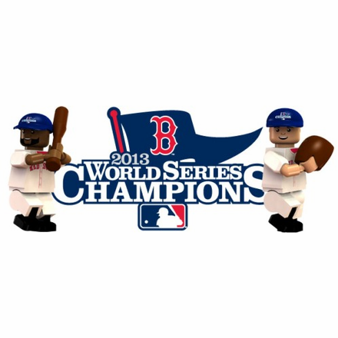 Clay Buchholz Boston Red Sox 2013 World Series Champions OYO Mini Figure<br>ONLY 1 LEFT!