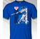Cody Bellinger Los Angeles Colorblock T-Shirt<br>Short or Long Sleeve<br>Youth Med to Adult 4X