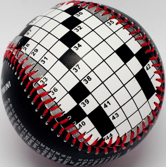 Crossword Puzzle Baseball