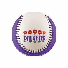 Daughter Baseball