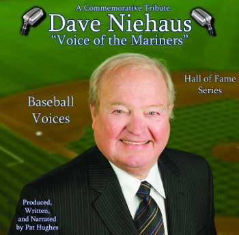 "Dave Niehaus ""Voice of the Mariners"" CD"