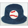 Denim Baseball Bucket Hat