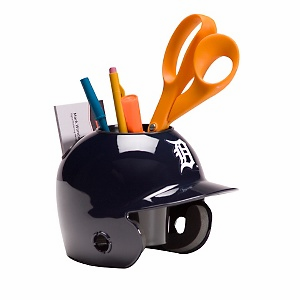 Detroit Tigers Baseball Helmet Desk Caddy<br>ONLY 2 LEFT!