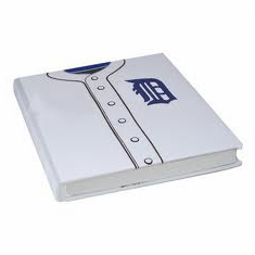 Detroit Tigers Stretch Book Cover